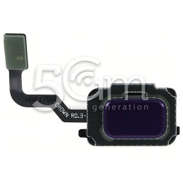 Home Button Purple Flat Cable Samsung SM-N960 Note 9