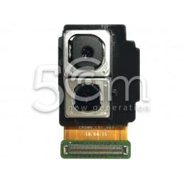 Back Camera 12Mp + 12Mp Samsung SM-N960 Note 9