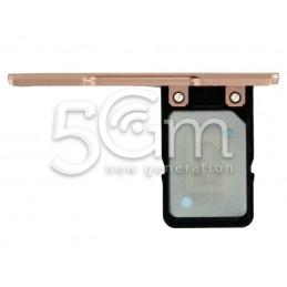 Sim Card Tray Pink Xperia XA1 (G3121)