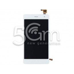 Lcd Touch White Wiko Jerry 2