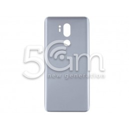 Retro Cover Silver LG G7 ThinQ G710EM