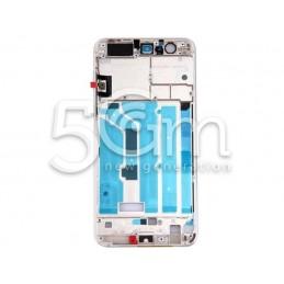 Frame Lcd Bianco Huawei Honor 8