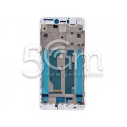 Frame Lcd White Xiaomi Redmi Note 4X