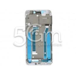 Frame Lcd Bianco Xiaomi Redmi 4X