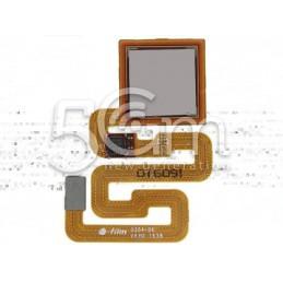 Fingerprint Bianco Xiaomi Redmi 4X