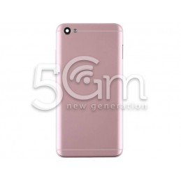 Retro Cover Pink Xiaomi Redmi Note 5A