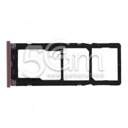 Dual Sim + Micro SD Tray Pink Xiaomi Redmi Note 5A