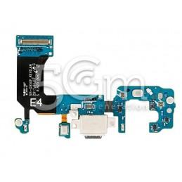Connettore Di Ricarica Flat Cable Samsung SM-G950 S8 Ori