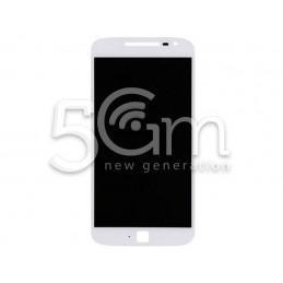 Display Touch White Motorola Moto G4 Plus (XT1644)