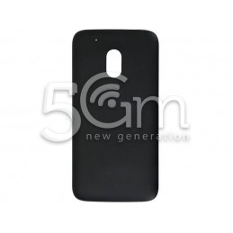 Back Cover Black Motorola Moto G4 Plus (XT1644)