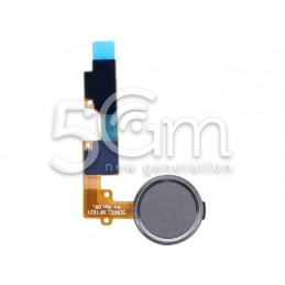 Home Button Black Flat Cable LG V20 H990