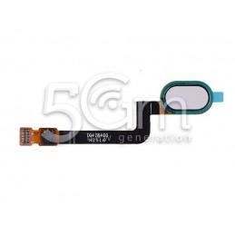 Tasto Home Nero Flat Cable Motorola Moto G5S (XT1794)