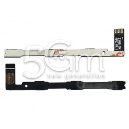 Power On + Volume Flat Cable Motorola Moto E4 (XT1760)