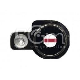 Lens Camera Gold + Frame LG Q6 M700