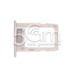 Supporto Sim Card Gold Samsung SM-A600 A6 2018