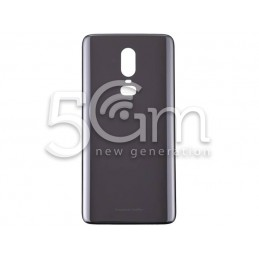 Back Cover Jet Black OnePlus 6