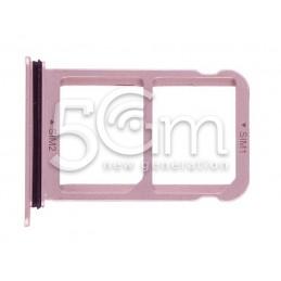 Sim Card Tray Pink Huawei P20