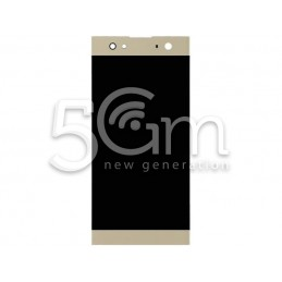 Lcd Touch Gold Sony Xperia...