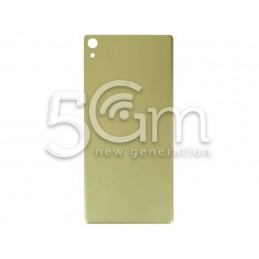 Back Cover Gold Xperia XA...