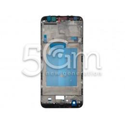 Frame Lcd Black Huawei Mate...