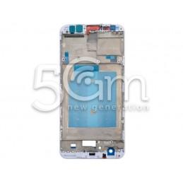 Frame Lcd White Huawei Mate...