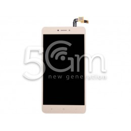 Lcd Touch Gold Xiaomi Redmi...