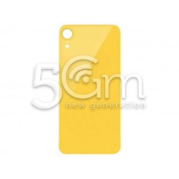 Back Cover Yellow iPhone XR