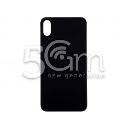 Back Cover Black iPhone XS Max