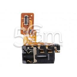 Jack Audio Flat Cable LG Q6...