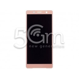 Lcd Touch Pink Xperia XZ2...
