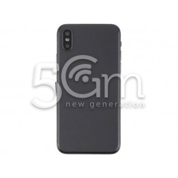 Cover Completa Nera iPhone X