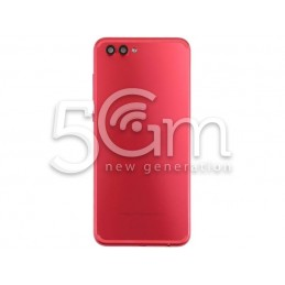 Back Cover Red Honor View 10
