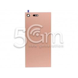Back Cover Pink Xperia XZ...
