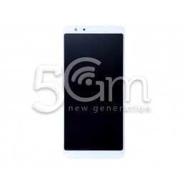 Lcd Touch White ZenFone Max...