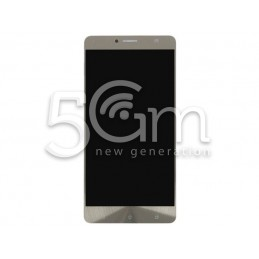 Lcd Touch Gold Asus Zenfone...