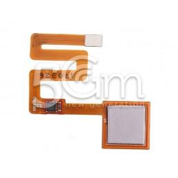 Fingerprint Sensor Silver...
