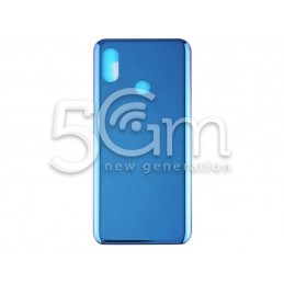 Back Cover Blue Xiaomi Mi8