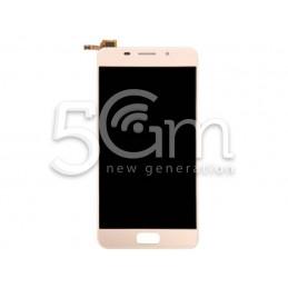 Lcd Touch Gold Zenfone 3s...