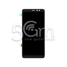 Lcd Black Samsung SM-A730F...