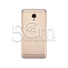 Back Cover Gold Meizu M3S