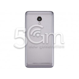 Back Cover Silver Meizu M3S