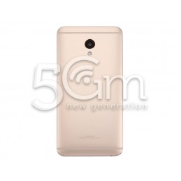 Back Cover Gold Meizu M3E