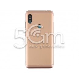Back Cover Gold Xiaomi...