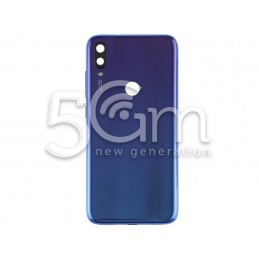 Back Cover Blue Xiaomi Mi Play
