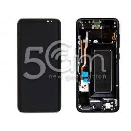 Samsung  SM-G950 S8 Black Touch Display