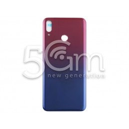 Back Cover Purple Huawei Y9...