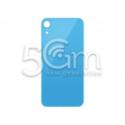 Back Cover Blue iPhone XR