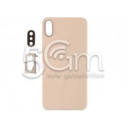 Battery Back Cover Gold +...