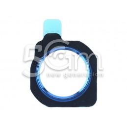 Frame Tasto Home Blu Huawei...