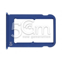Sim Card Tray Blu Xiaomi Mi...